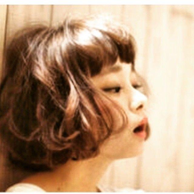 「やりたいのはショートヘア! 画像でオーダーして外国人風にキメよ」に含まれるinstagramの画像|MERY [メリー]