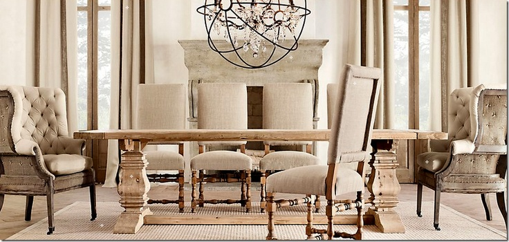 "Restoration Hardware's newest line ""Deconstructed Upholstery Collection"" has no fabric on furniture...at all."