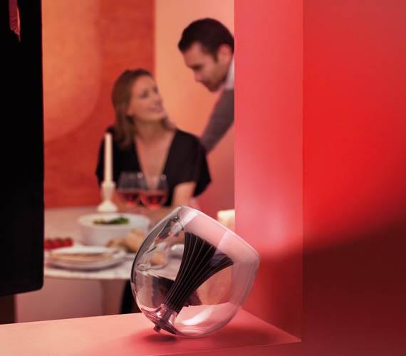 Lampa LED Living Colors, Philips. Prawda, że romantycznie?
