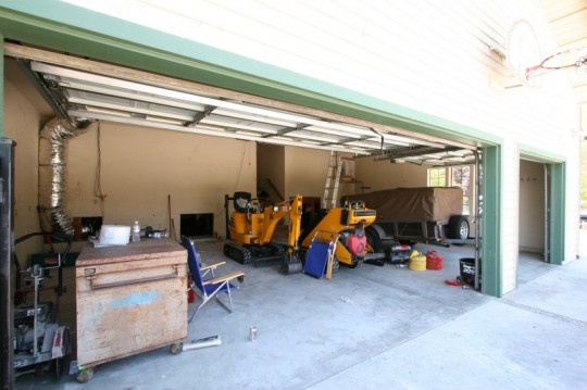 How to Renovate your Garage  http://lcdconstruction.ca/portfolio-items/garage-renovation  #renovation #garage #toronto  www.lcdconstruction.ca