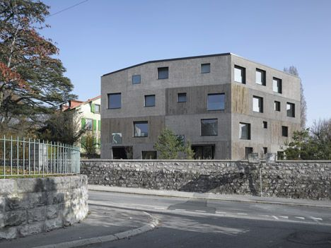 lausanne housing 2b architects - Google Search
