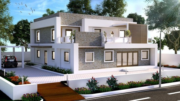 We provide high quality #3d architectural exterior #rendering services for architects, builders, realtors and more across the globe. Contact us  for free samples.