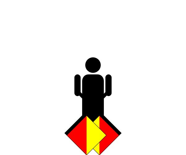 Semaphore Ready - Flag semaphore - Wikipedia, the free encyclopedia