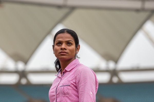 Dutee Chand, Female Sprinter With High Testosterone Level, Wins Right to Compete - NYTimes.com