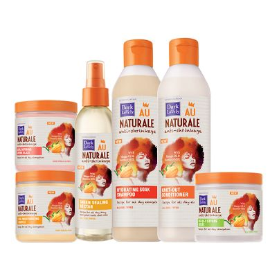 natural hair products | Dark and Lovely Au Naturale Anti Shrinkage Natural Hair Products