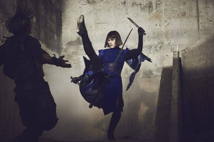 Into the Badlands - Tilda
