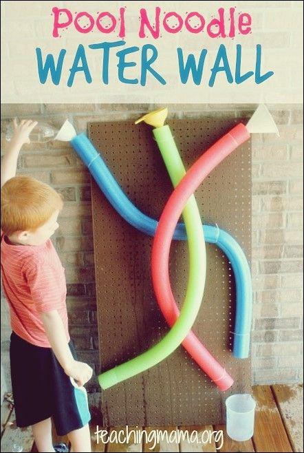 Estoque de macarrão de piscina para esses projetos inteligentes de DIY   – Haus