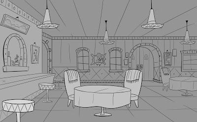 I've created a Restaurant inspired by Mexico City. 1/2