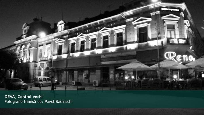 Deva, Centrul vechiPoza trimisa de catre Pavel Badinschi  28 de poze frumoase cu orase din Romania (partea 2).  Vezi mai multe poze pe www.ghiduri-turistice.info