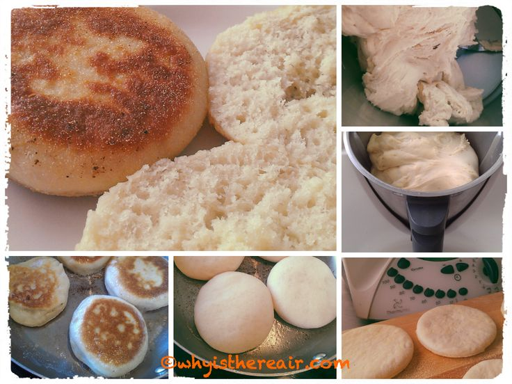 [caption id=attachment_4964 align=alignright width=300] It's amazingly easy to make English Muffins in your Thermomix[/caption]  Now that I live in France, I find it amusingly à propos that I should want to make English muffins ;-) The truth is, we had just moved here in mid-December and in the unusually hectic run-up to Christmas I had forgotten to buy the English muffins for our traditional Christmas day breakfast of Eggs Benedict. Or rather, English muffins are not...