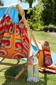 Tas zelf maken; hippe back-to-the-seventies-tas - Plazilla.com
