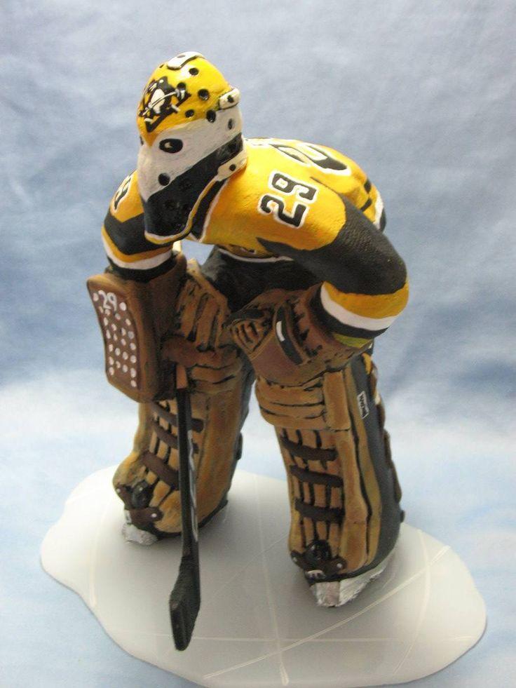 Top Shelf Goalie Sculpture by Vanmo
