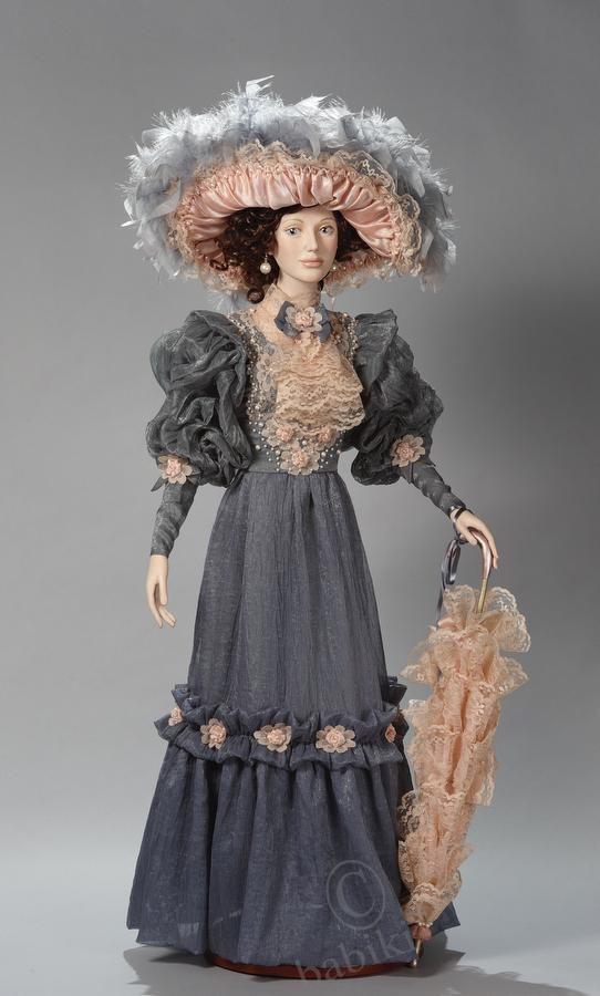 1:12 inch Miniature Porcelain Dolls. !!!!@@@@!!!!.....http://es.pinterest.com/dolly212tina/victorian-dolls-prints/