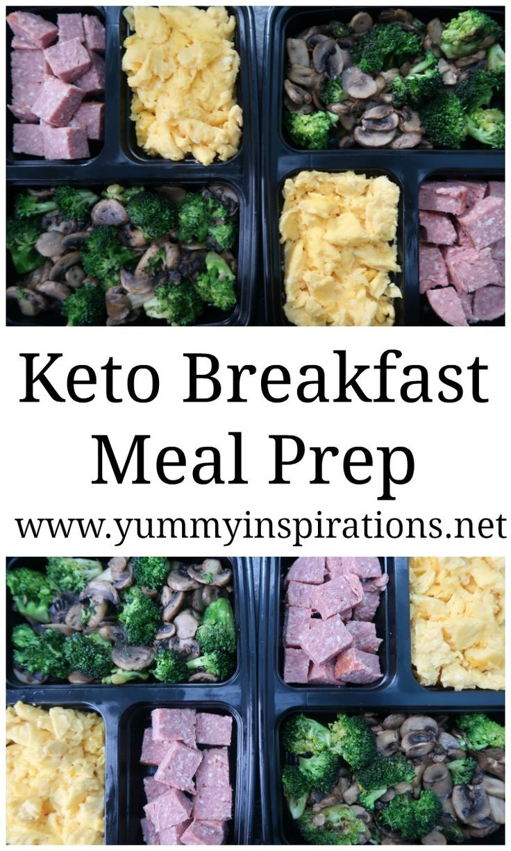 low carb quick breakfast recipes