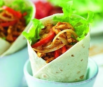 Mexické recepty