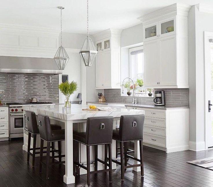284 besten Kitchens Bilder auf Pinterest | Küchen, Inseln und Küchen ...
