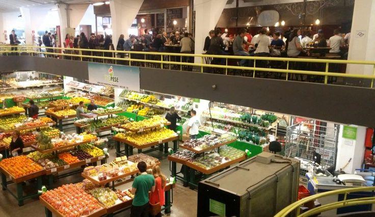 Mercado de Pinheiros, programa delícia em São Paulo - Longe e Perto - Blog com dicas de viagem