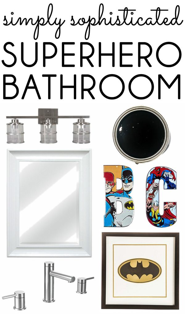 One Room Challenge Week 3 Why Not Add The Bathroom Too Kids Bedroom Diy Kids Bedroom Decor Kids Bedroom Walls One room challenge week 3