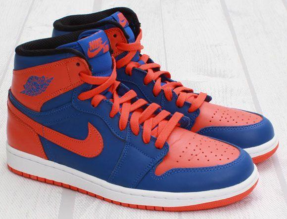 Air Jordan 1 High OG  Knicks  Release  2ad9295f1