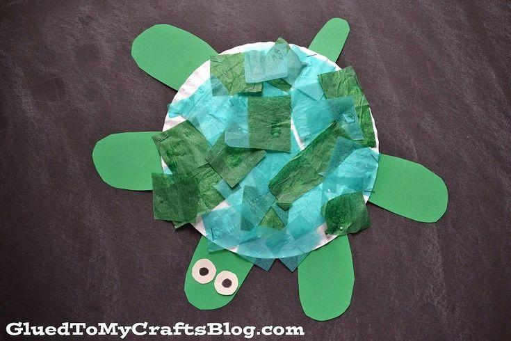 Lekker aan de slag met de kinderen! 18 simpele maar artistieke zelfmaak ideetjes om met papieren bordjes te maken! - Zelfmaak ideetjes