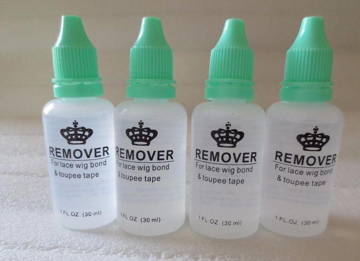 20 bottles Wholesale 1 Oz 30ml  lace wig glue remover Professional remover for lace wig bond and toup e tape