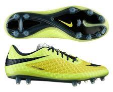 Nike Hypervenom Phantom FG Soccer Cleats (Vibrant Yellow/Black/Volt Ice) ·  Zapatos De Fútbol NikeZapatos De FútbolNegro AmarilloCalzado NikeHielo