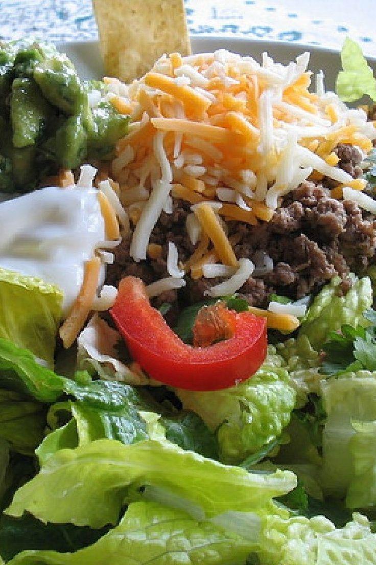 Taco Salad Dressing Recipe Ketchup