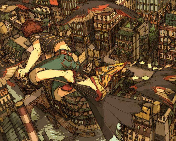 Kite by Geco Hirasawa