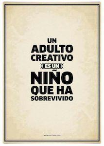 Alégrate de ser un fallo del sistema, en el blog de Javier Megias. #creatividad #frases #reflexiones