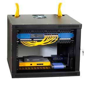 Wall Mount Network Switch Cabinet Hobies Network