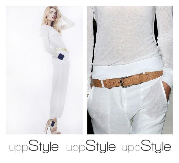 #uppstyle #moda #fashion #white #biały