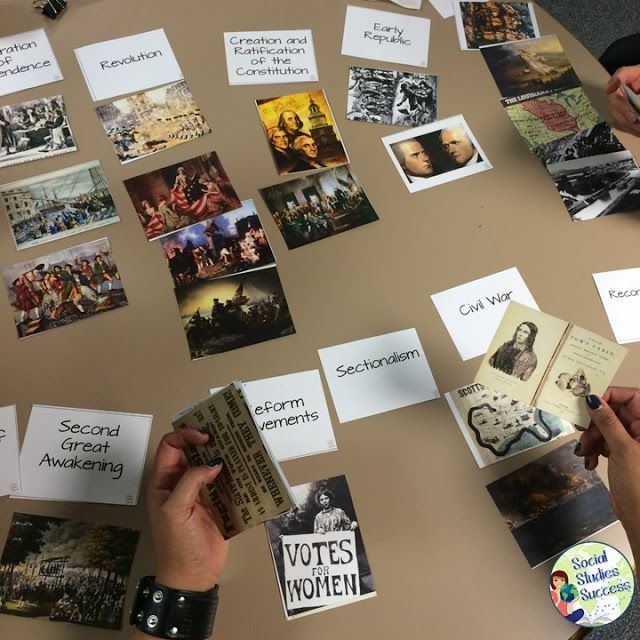 Learn how to use manipulatives in Social Studies in this Social Studies Success Blog Post. How do you effectively use games and card sorts? Check out this blog post to see different ways to use them in your secondary Social Studies classroom.