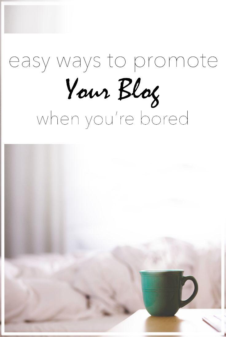 Si alguna vez se encuentra con unas piezas de 10 minutos o más, probar algunos de estos impulsores del blog fácil de ampliar su presencia en línea.  #blogtips #blog