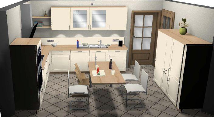Küchendesign #Kochinsel #Küchenstudio #Noack #Lehrte bei #Hannover - nischenplatten für küchen