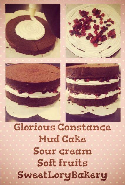Glorious Constance cake
