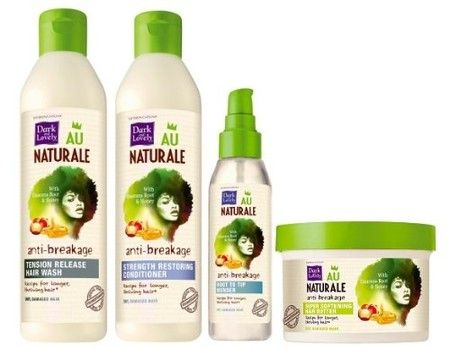 Au Natural Hair Products