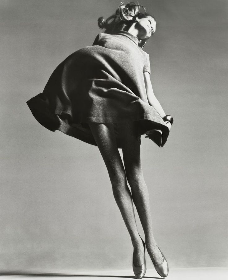 """Model Veruschka, by Richard Avedon, 1967 