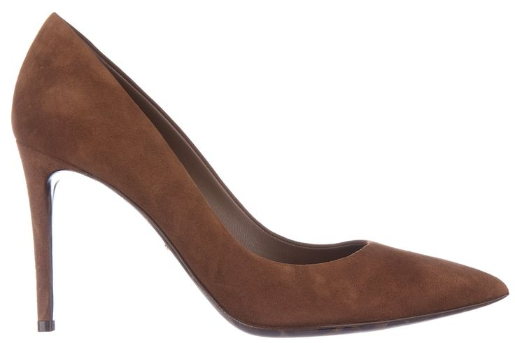 Dolce&Gabbana women's suede pumps court shoes high heel brown US size 6 CD0039 AC784 87215. Product code: CD0039 AC784 87215. Color: brown. Material: suede leather.