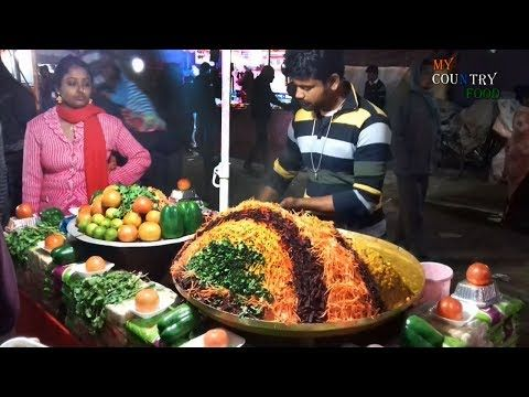 TASTY MASALA GHUGNI CHAAT(Yellow Peas with Indian Spices) – INDIAN Street Food K…
