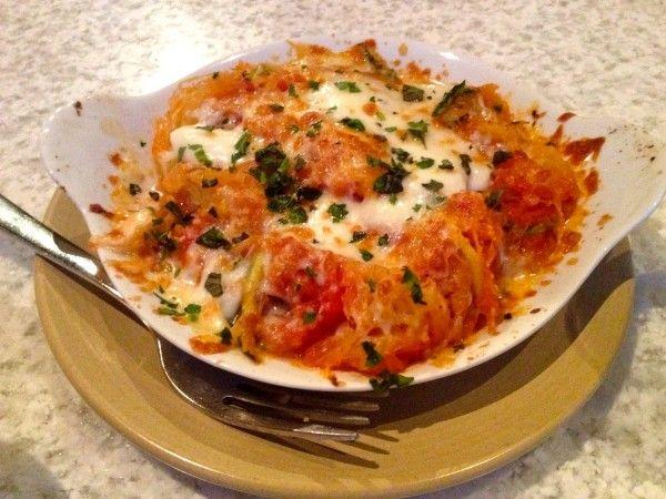 Spaghetti Squash Casserole From Dr Weils True Foods Kitchen