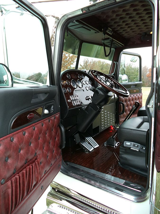 Peterbilt 379 Interior Kit