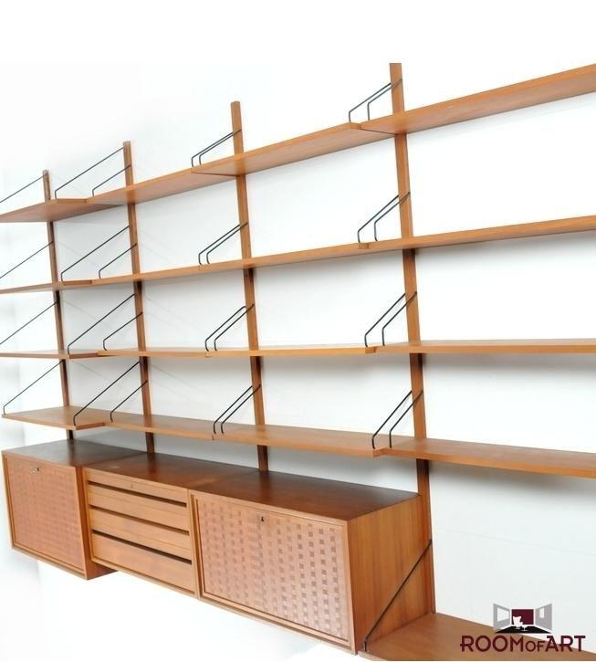 AreaNeo | Poul Cadovius   CADO   Royal System · Design ProductsTeakShelvingMid  Century