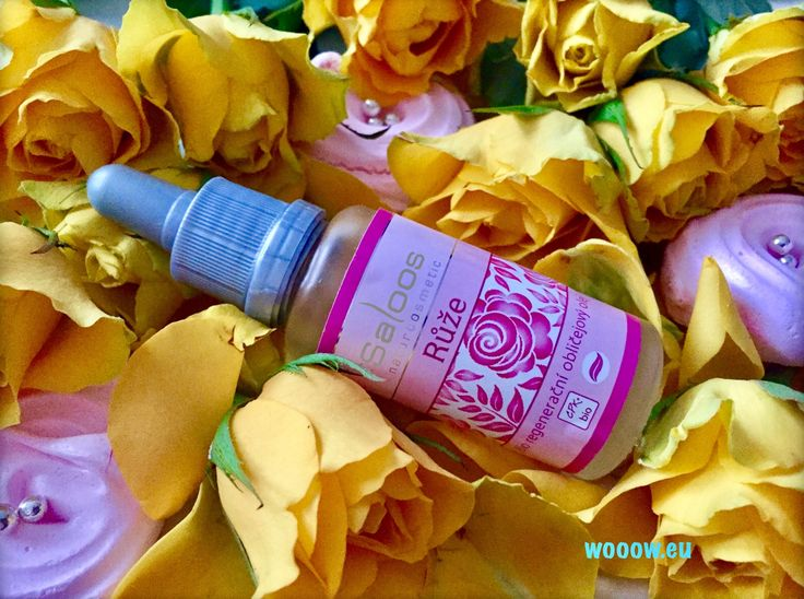Bio regeneračný pleťový olej Ruža je pod make-up úplne ideálny.