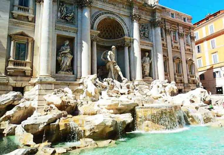 Spend the afternoon wandering through Piazza Navona, visit the Pantheon, and check out the Trevi Fountain (the largest baroque fountain in the city). Legend has it that if you throw a coin into the fountain you will return to Rome one day. Be sure to have your back facing the fountain and throw it over your shoulder.