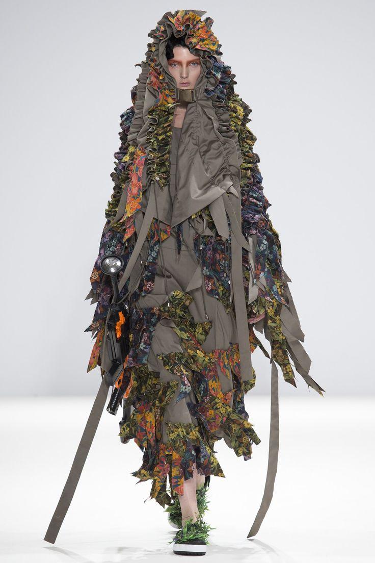 Gyo Yuni Kimchoe - ss15