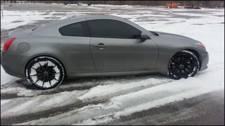 Tires for Infiniti G37 Coupe