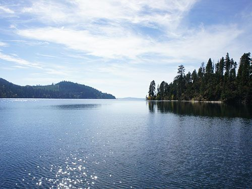 Flathead Lake - the most beautiful place on earth. I love vacationing at our lake house here. Gorgeous all year round.