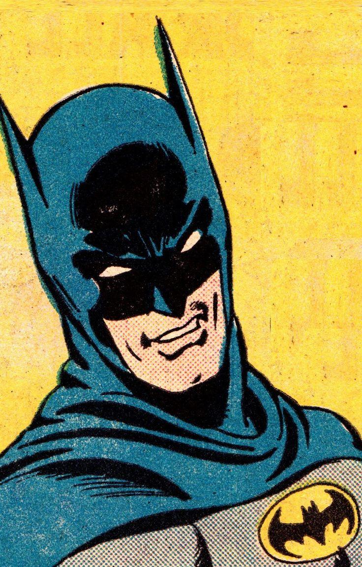 Комиксы картинки бэтмен
