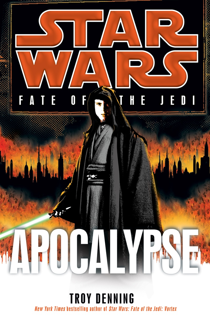 The vortex entrance by jackson horvat paperback barnes amp noble 174 -  Star Wars Fate Of The Jedi Apocalypse By Troy Denning There Can Be No Surrender There Will Be No Mercy It S Not Just The Future Of The Galaxy At