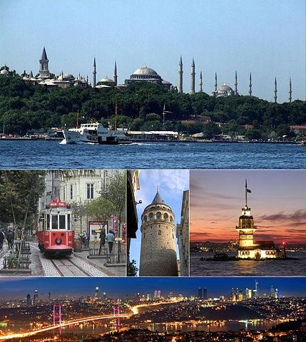 Constantinople (Istanbul), Turkey
